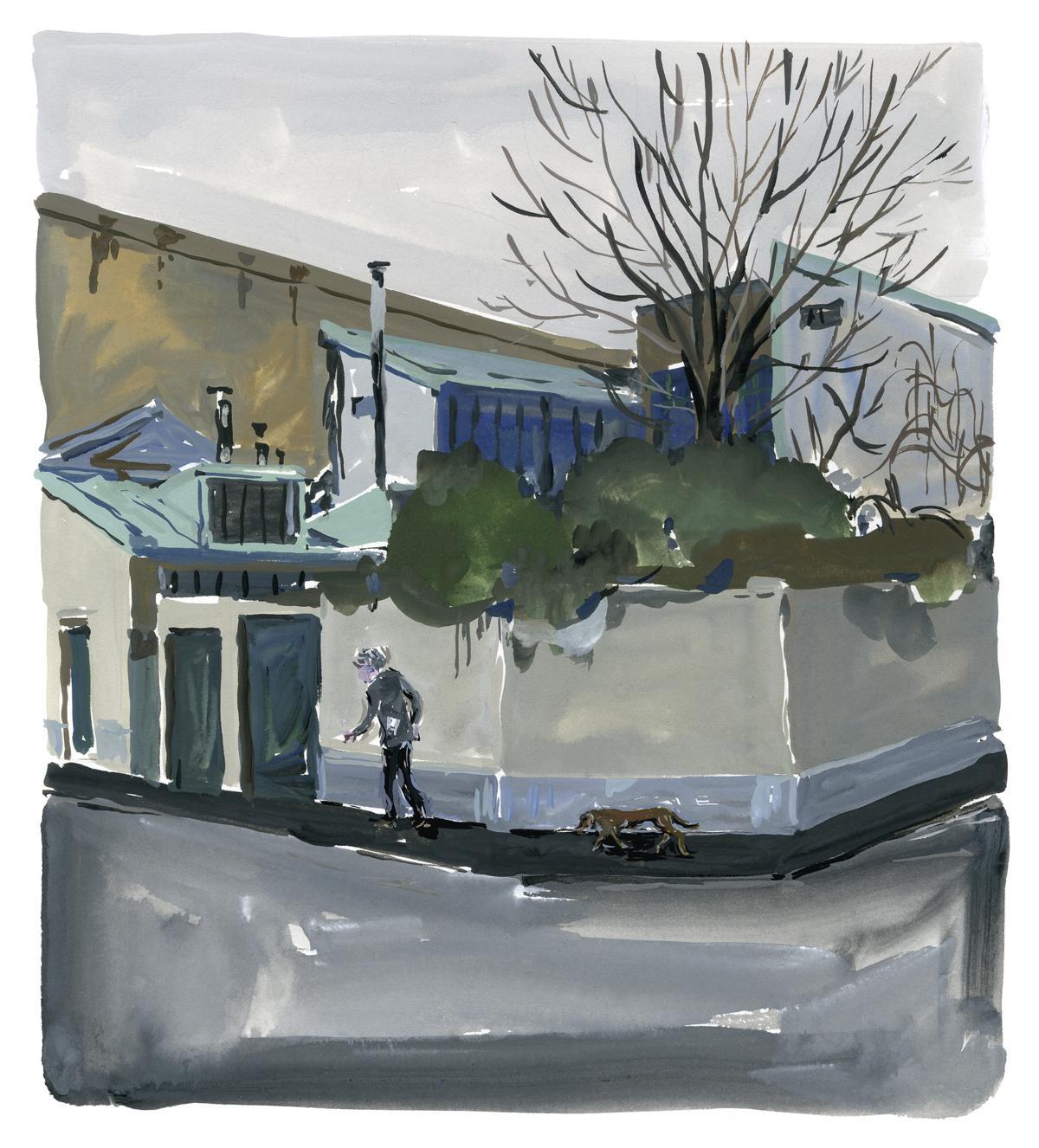 Pariser Tagebuch: Giacomettis Atelier