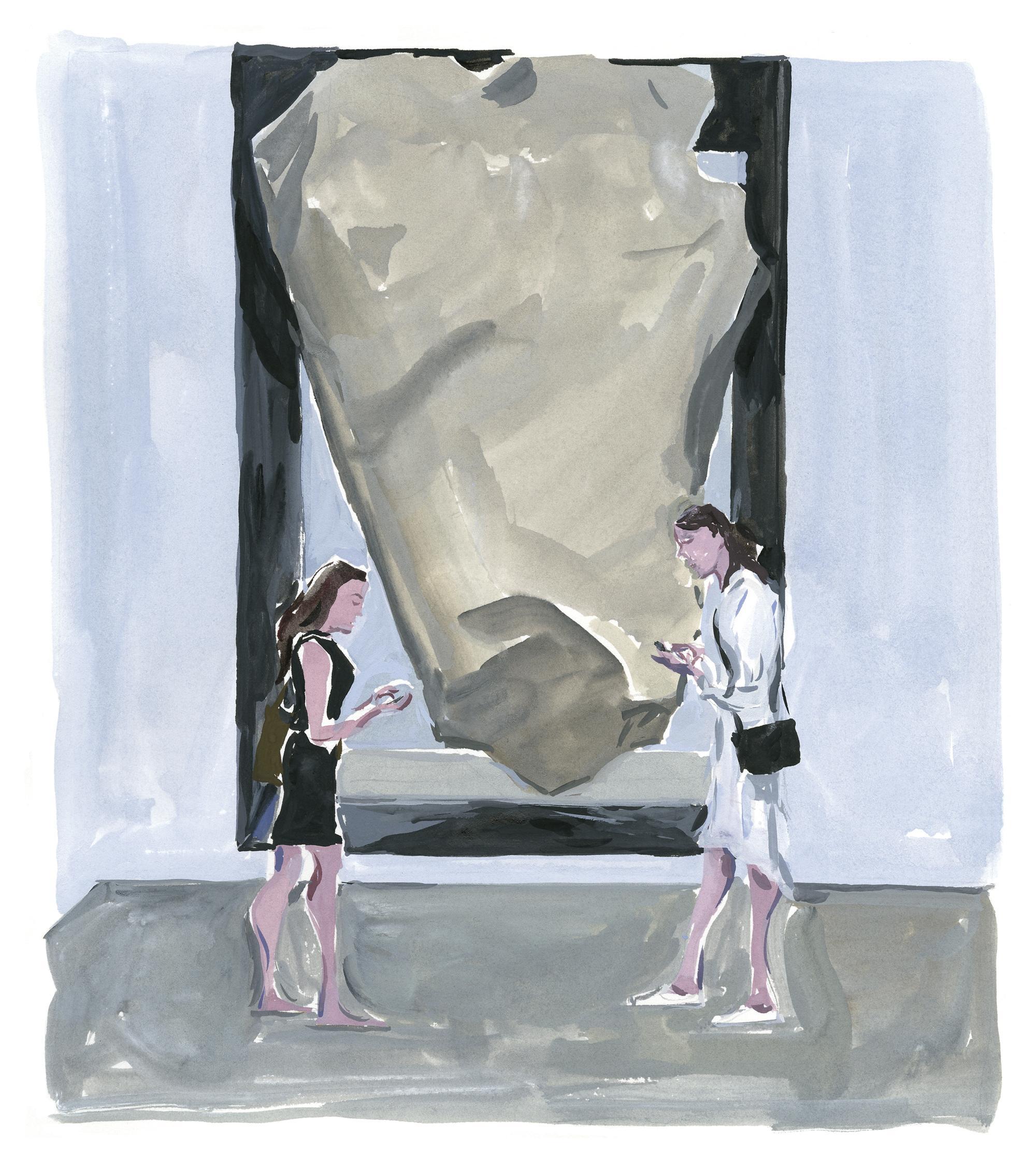 Pariser Tagebuch: Die Galerie von Chelsea
