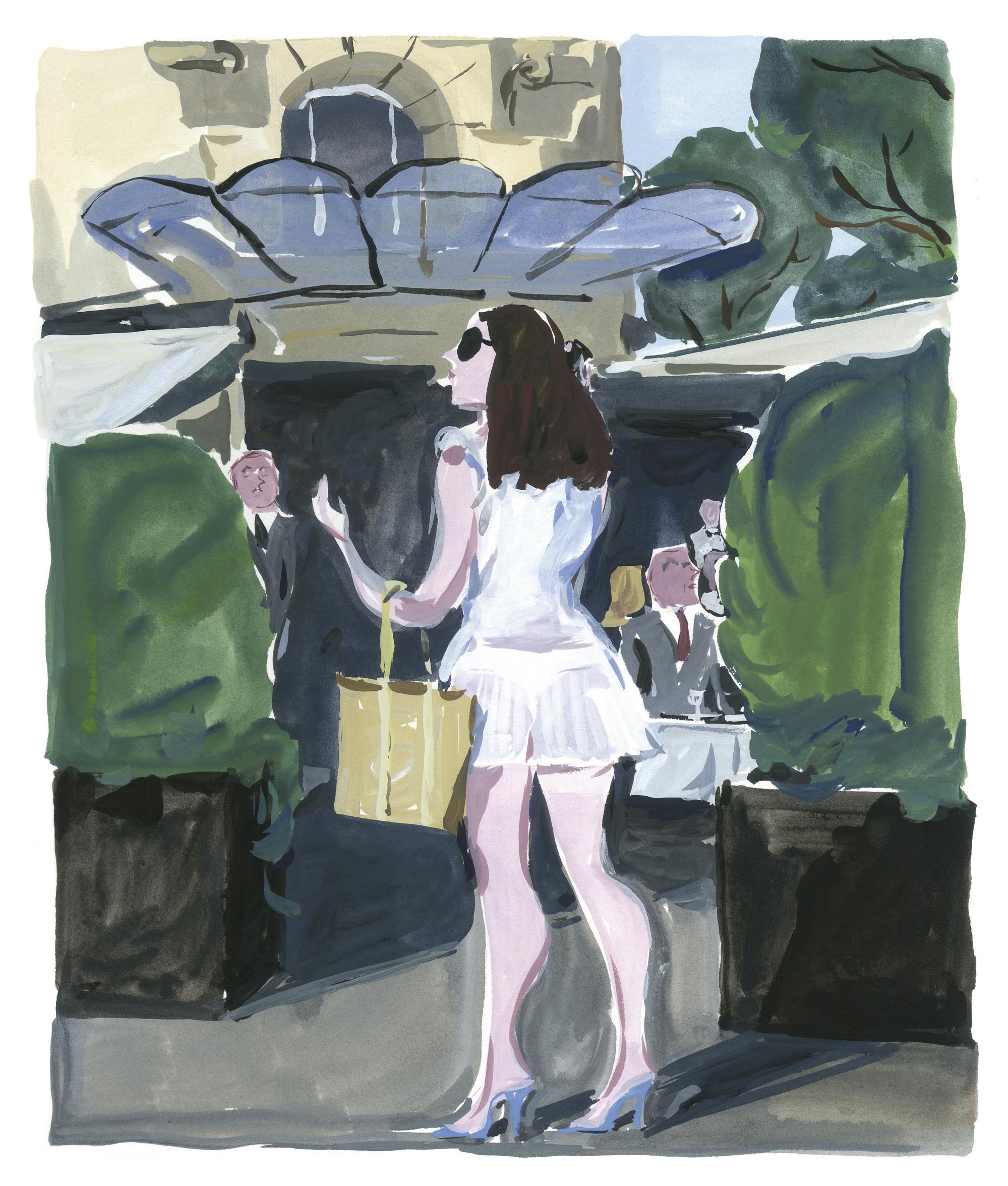 Tagebuch: Paris im Sommer
