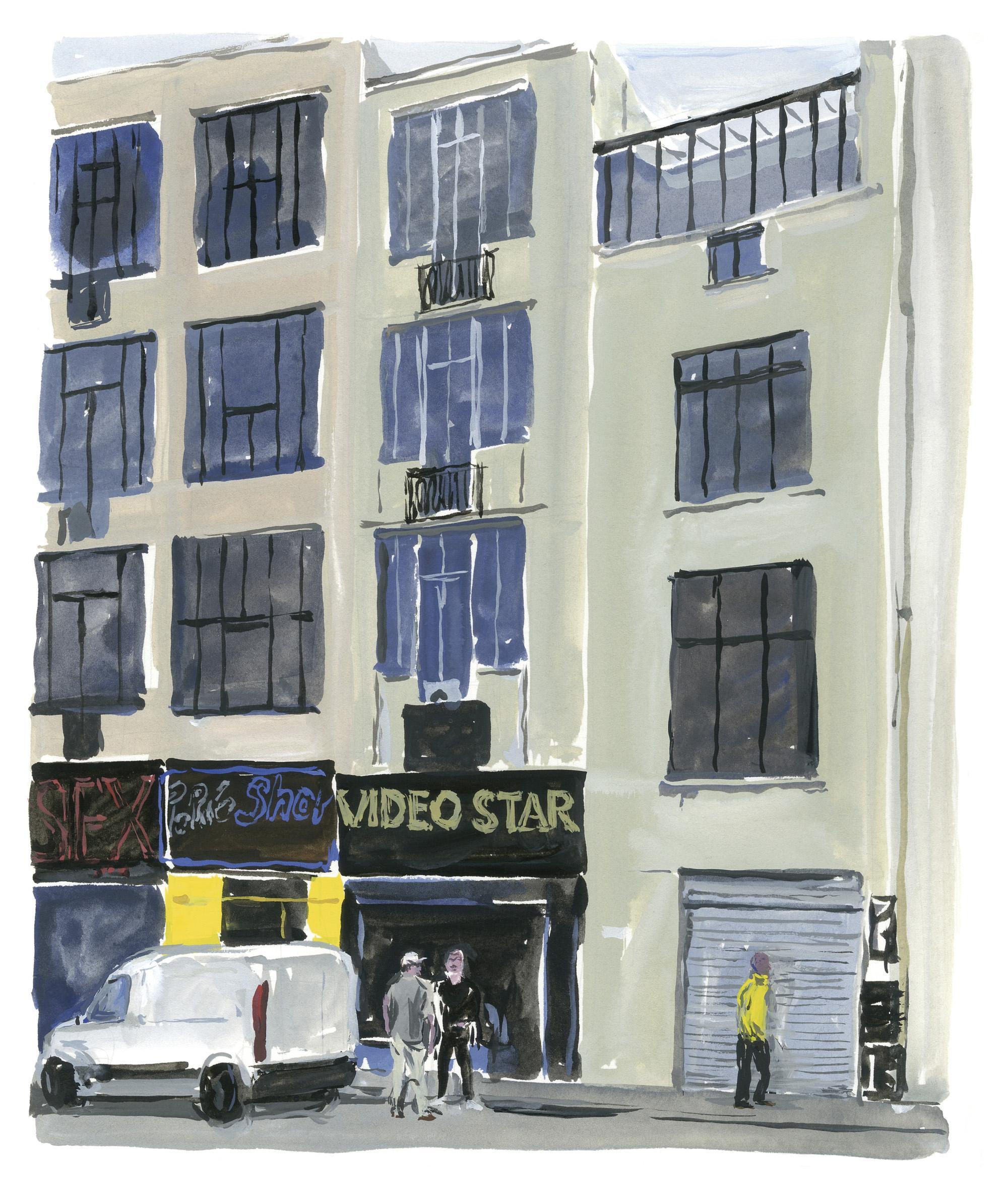 Pariser Tagebuch: Atelier André Breton
