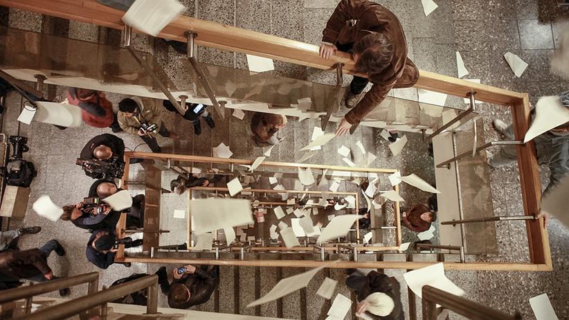 Stasizentrale: Es lebe die real existierende Rekonstruktion