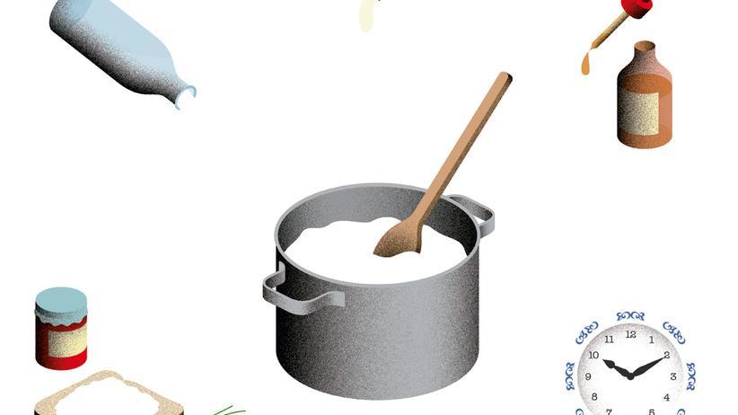 Wundertüte: Käse selber machen