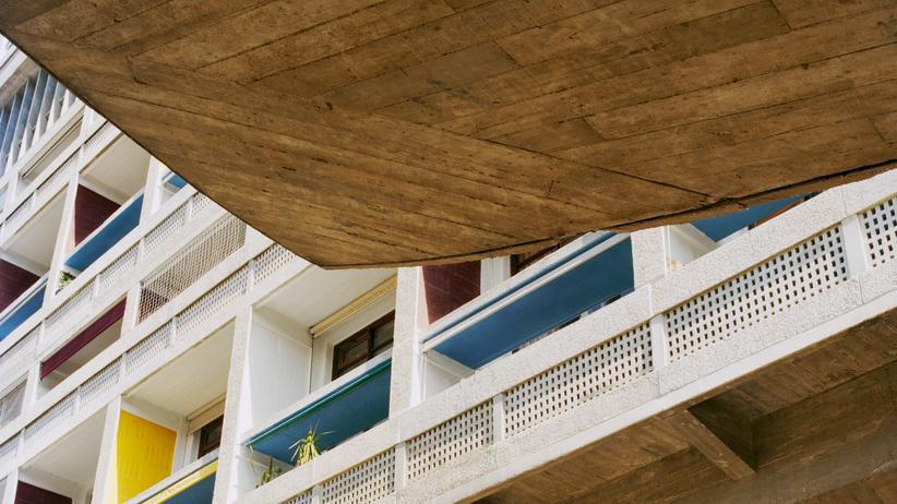 Architekturfotografie: Einsame Wohnmaschinen