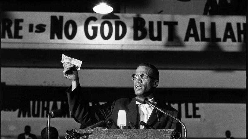 Malcolm X: Er hasste die Weißen, die Schwarzen töteten ihn