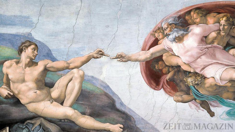Gesellschaftskritik: Jan Böhmermann, Yanis Varoufakis, Martin Luther, Albrecht Dürer, Leonardo da Vinci , Peer Steinbrück