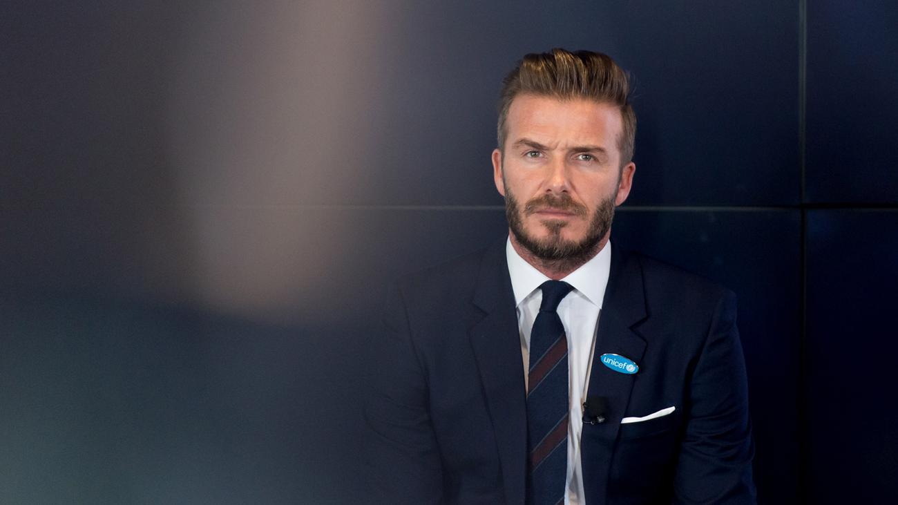 Präferenz David Beckham und seine Kinder | ZEITmagazin FS04