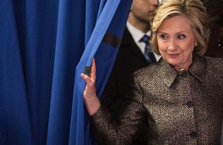 Gesellschaftskritik: Hillary Clinton