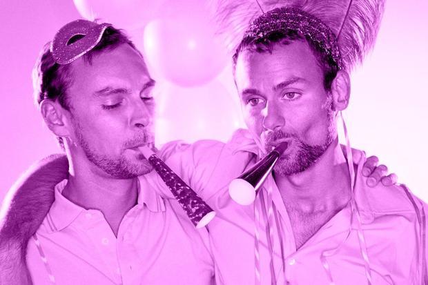 Andersrum ist auch nicht besser: Geht ein Schwuler in eine Bar
