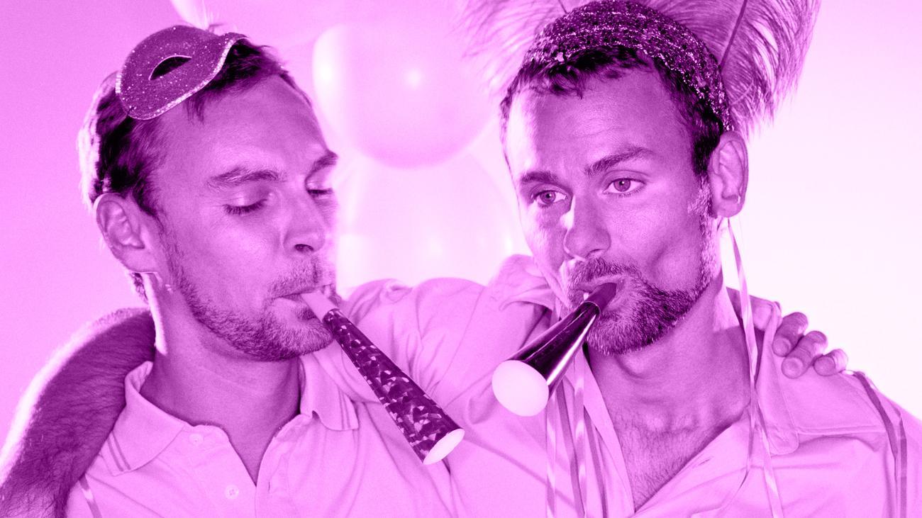 Partnersuche schwule männer
