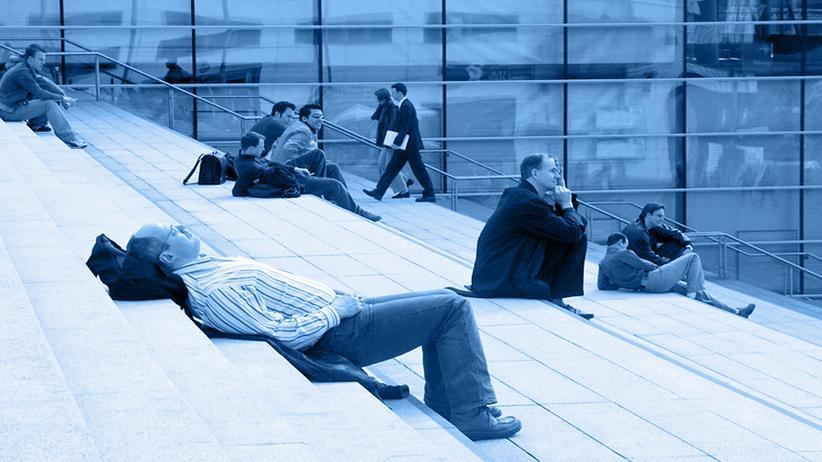Männer!: Ausgeschlafene Typen