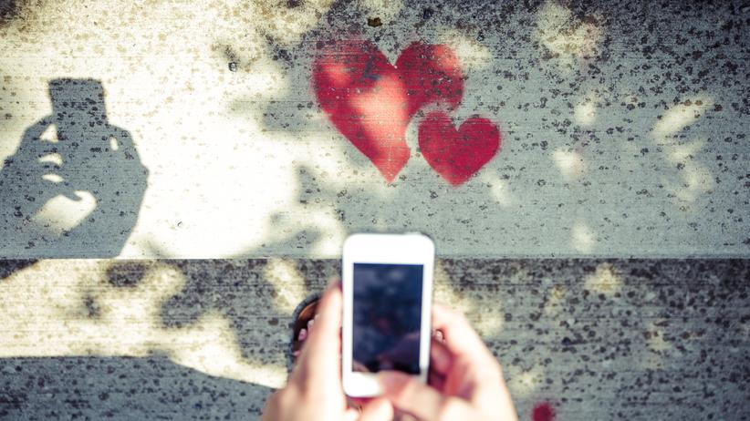 Digitale Liebe: Jedem Smartphone wohnt ein Zauber inne