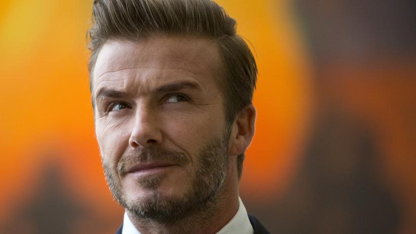 David Beckham: Die Haaresvorschau 2016