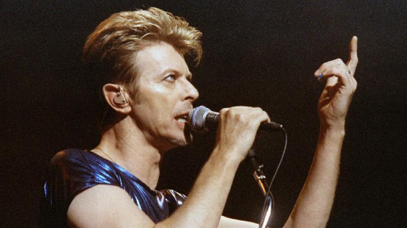 David Bowie: Ihr wollt Space? Ich gebe euch Space!