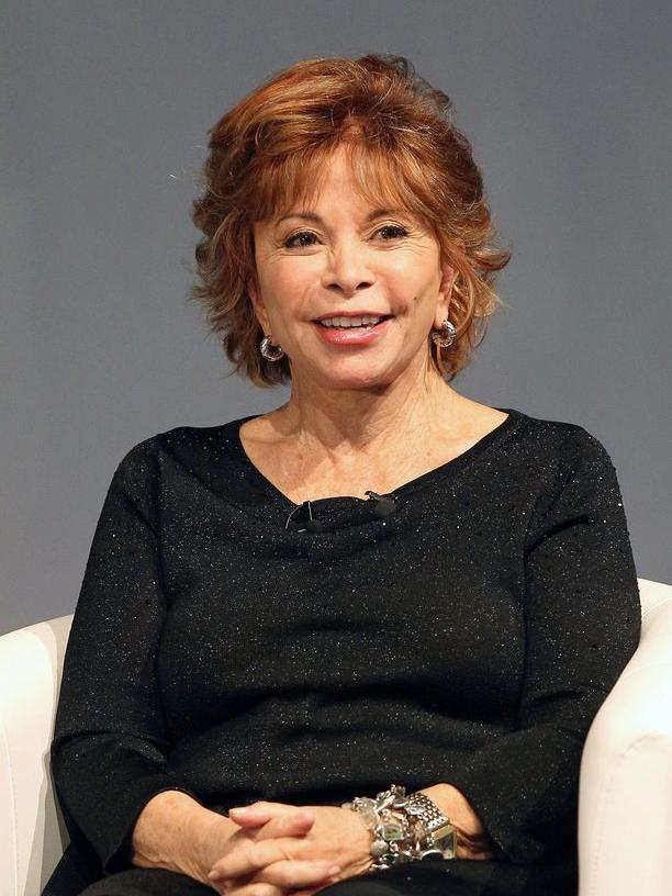 Das war meine Rettung: Isabel Allende auf der Frankfurter Buchmesse im Oktober 2015