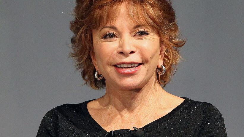 """Isabel Allende: """"Du musst schreiben, oder du wirst sterben"""""""