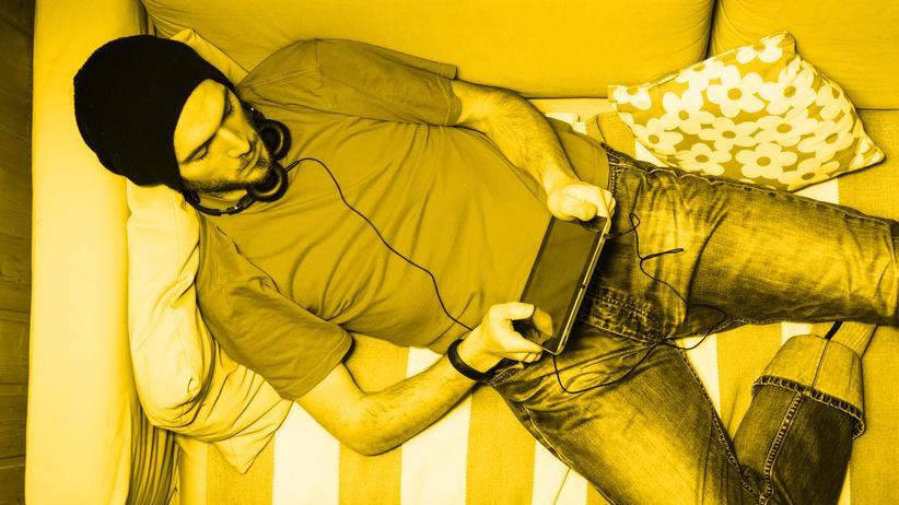 Digitale Familie : Der ausgemusterte Vater