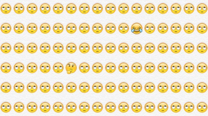 Emoji: Rolle vorwärts