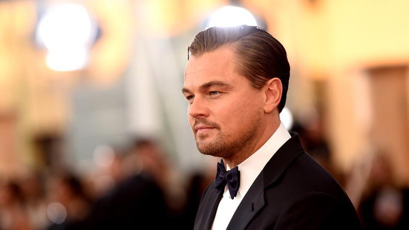 Leonardo DiCaprio: Der Rüpel raucht