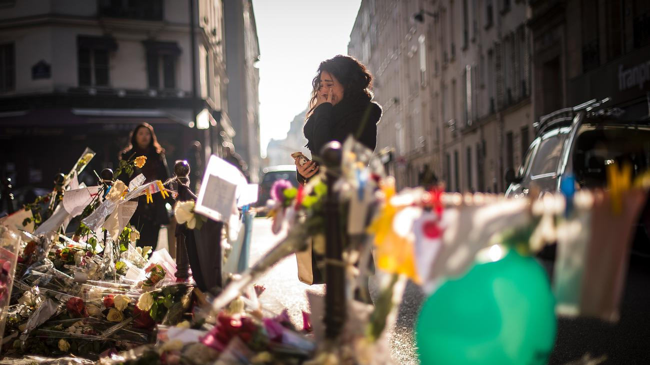 Anschläge Paris