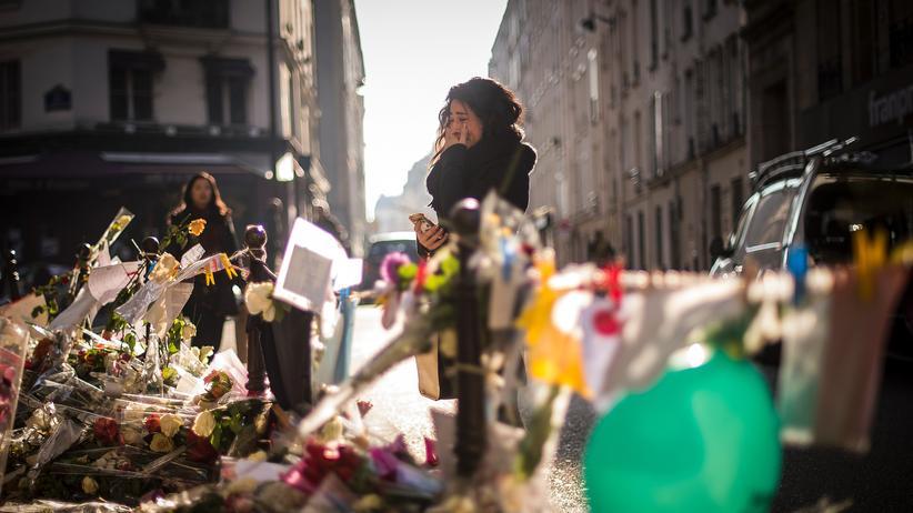Paris: Die verletzte Stadt