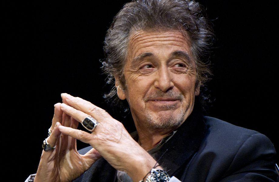 Gesellschaftskritik: Al Pacino