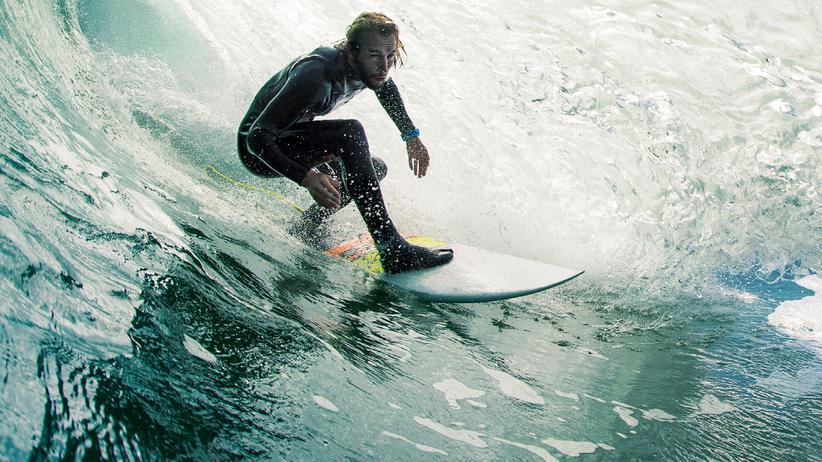 Surfen: Die edle Sucht