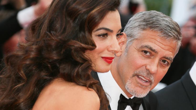 George Clooney : Der Sitzrasenmähermann