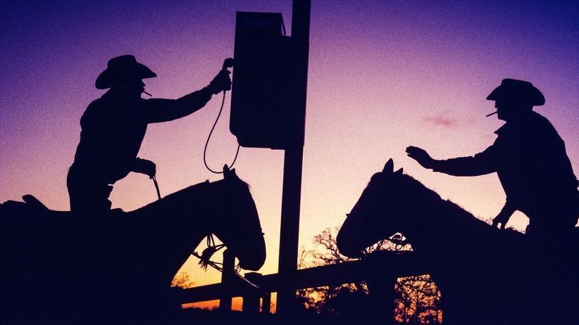 Cowboys: Nicht so einsame Reiter