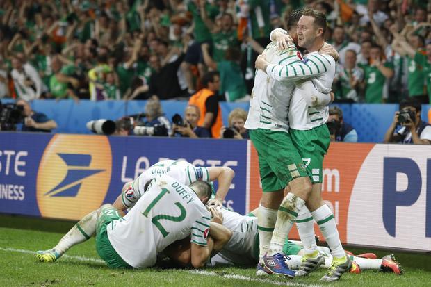 Fußball-EM: Serviervorschlag: Freude