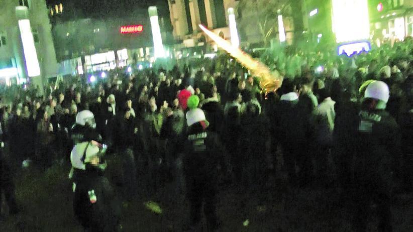 Silvesternacht in Köln: Die Nacht, die kein Ende nimmt