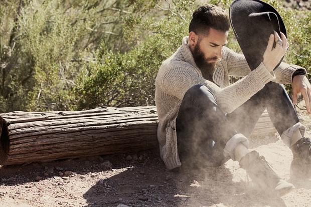 Der neue Mann: Drei Meilen gegen den Wind