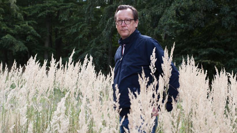 Matthias Brandt: Der Schauspieler und Schriftsteller Matthias Brandt, Jahrgang 1961