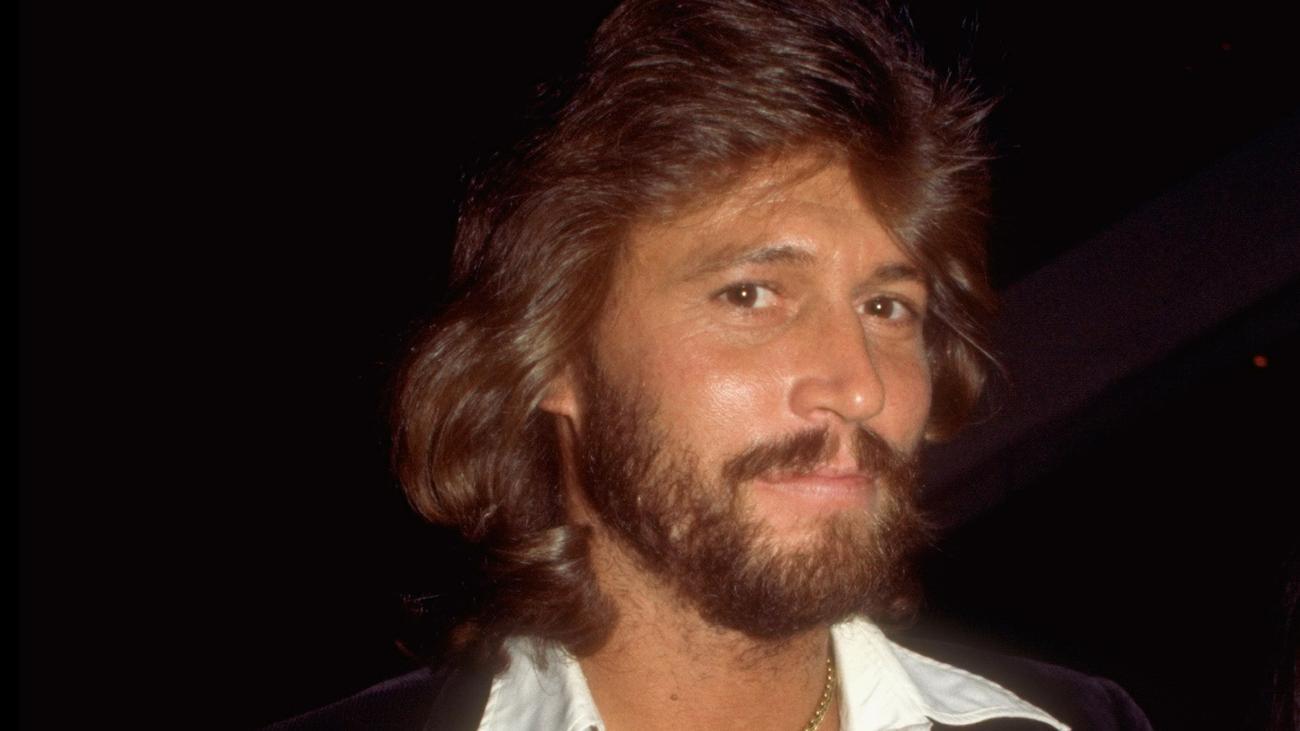 Barry Gibb Der Letzte Bee Gee Zeitmagazin