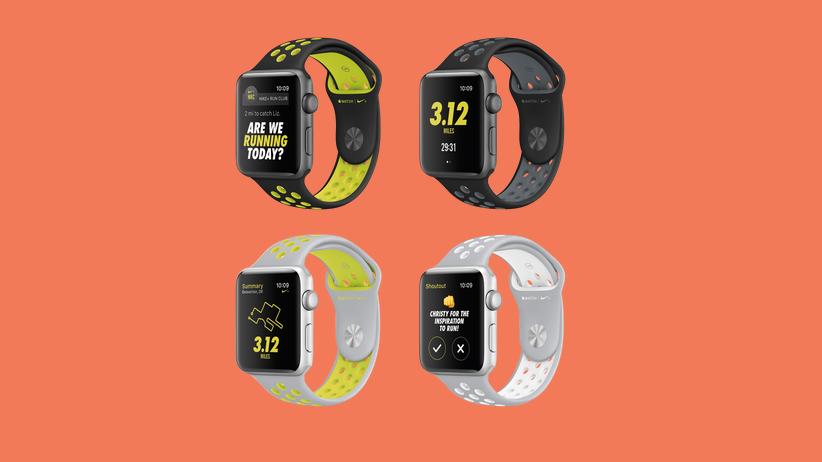 Fitness-Armband: Kontrolle ist alles