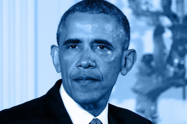 Männer!: Die Tränen des Barack Obama