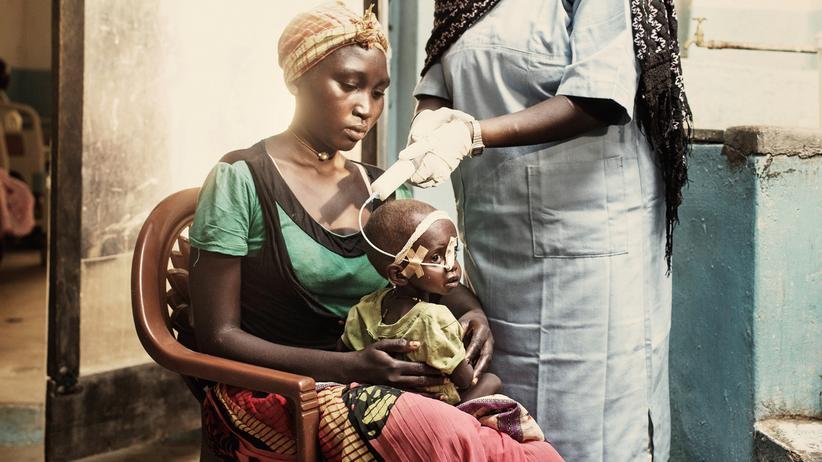 Nuba-Rebellen: Das Gift des Krieges