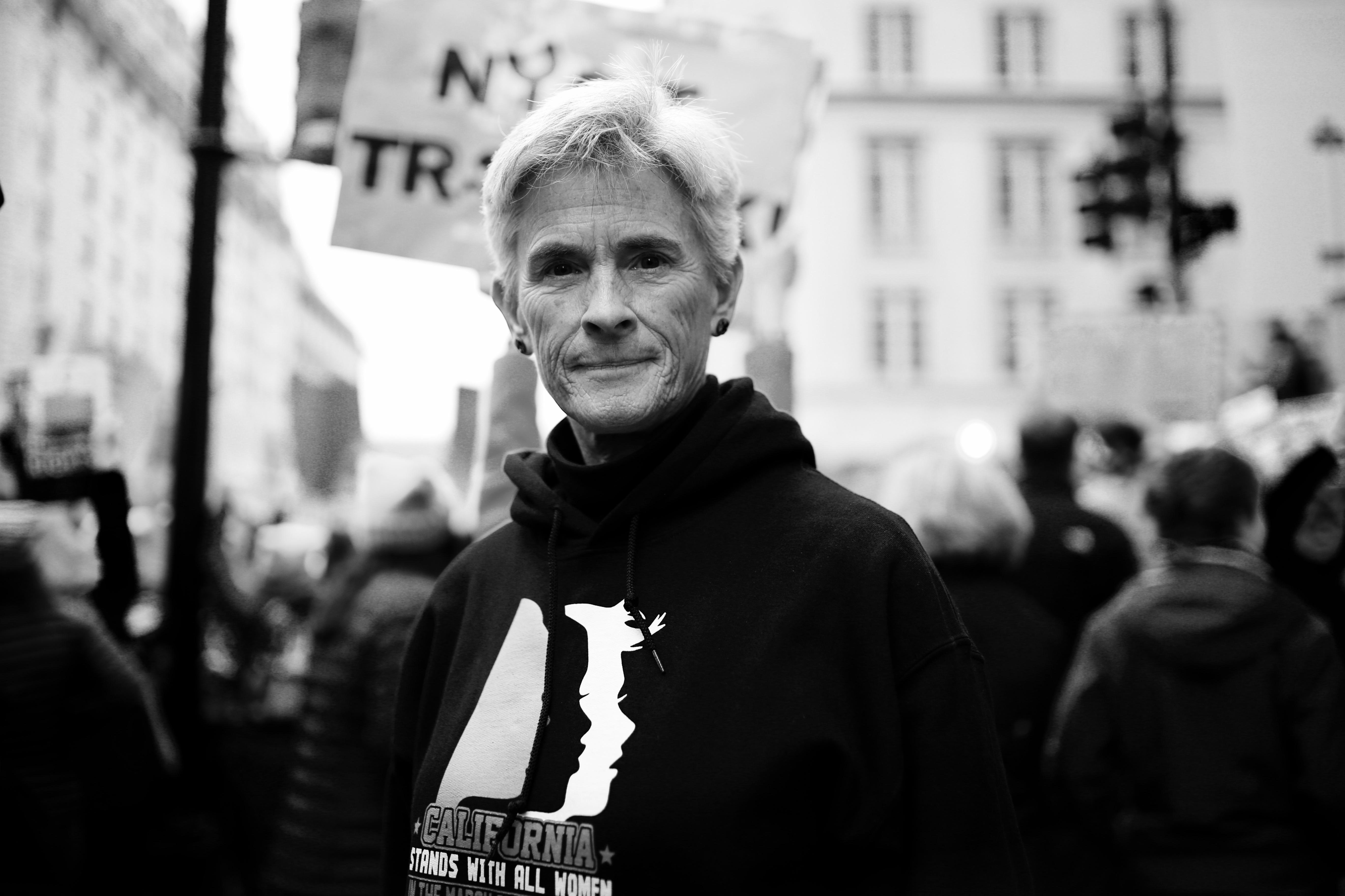 Womens March on Washington: Catherine Lee