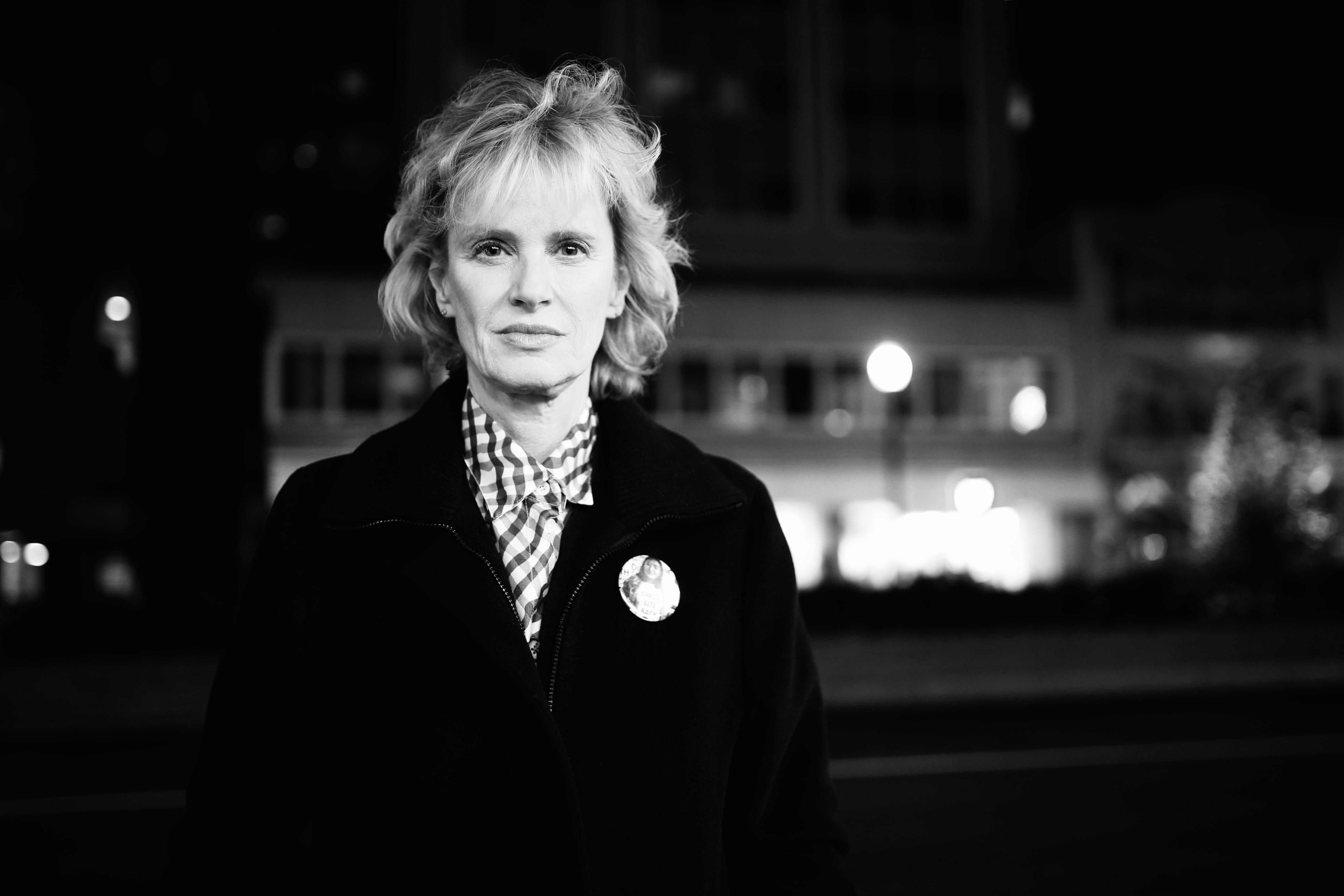 Womens March on Washington: Siri Hustvedt
