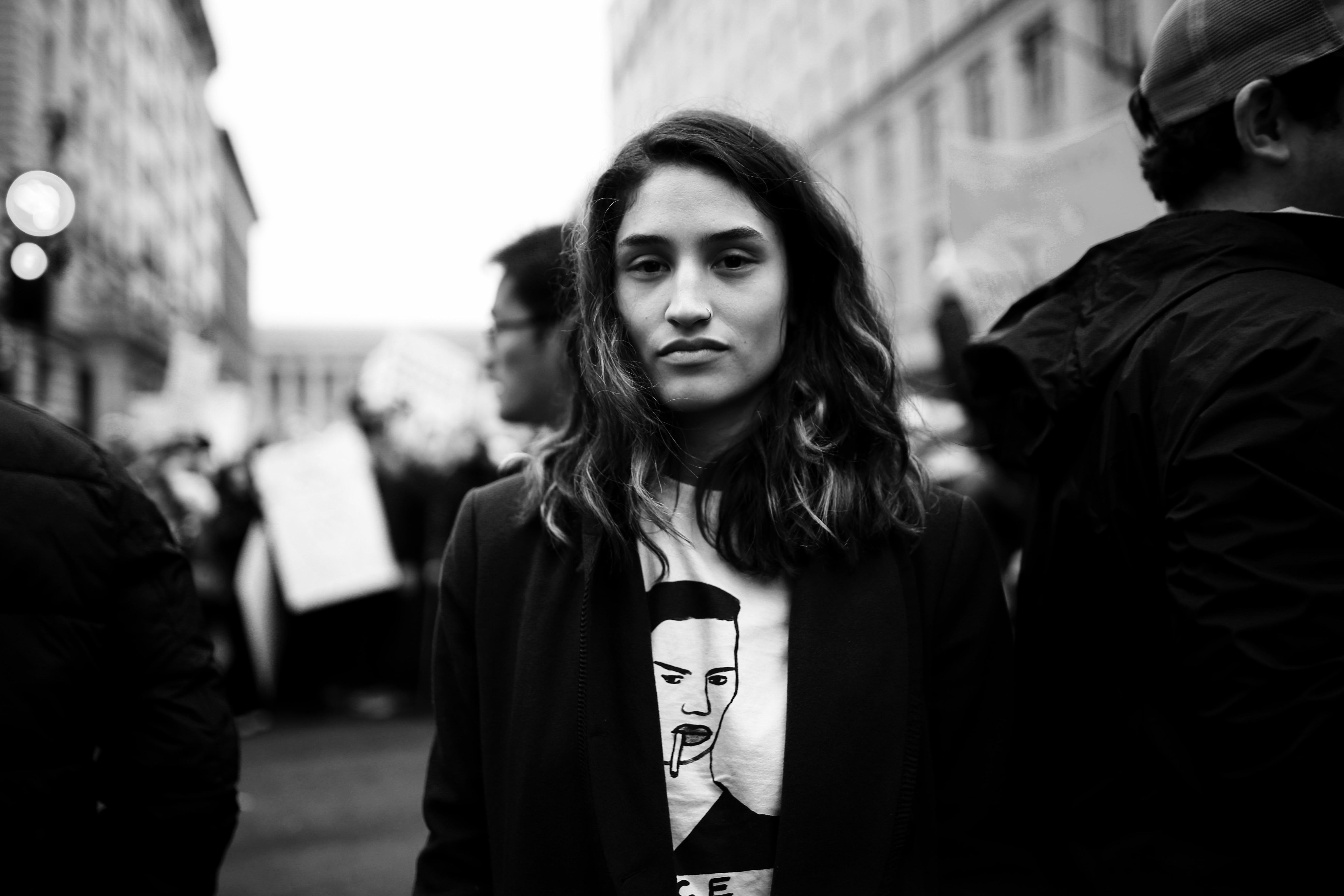 Womens March on Washington: Jessica Galvin