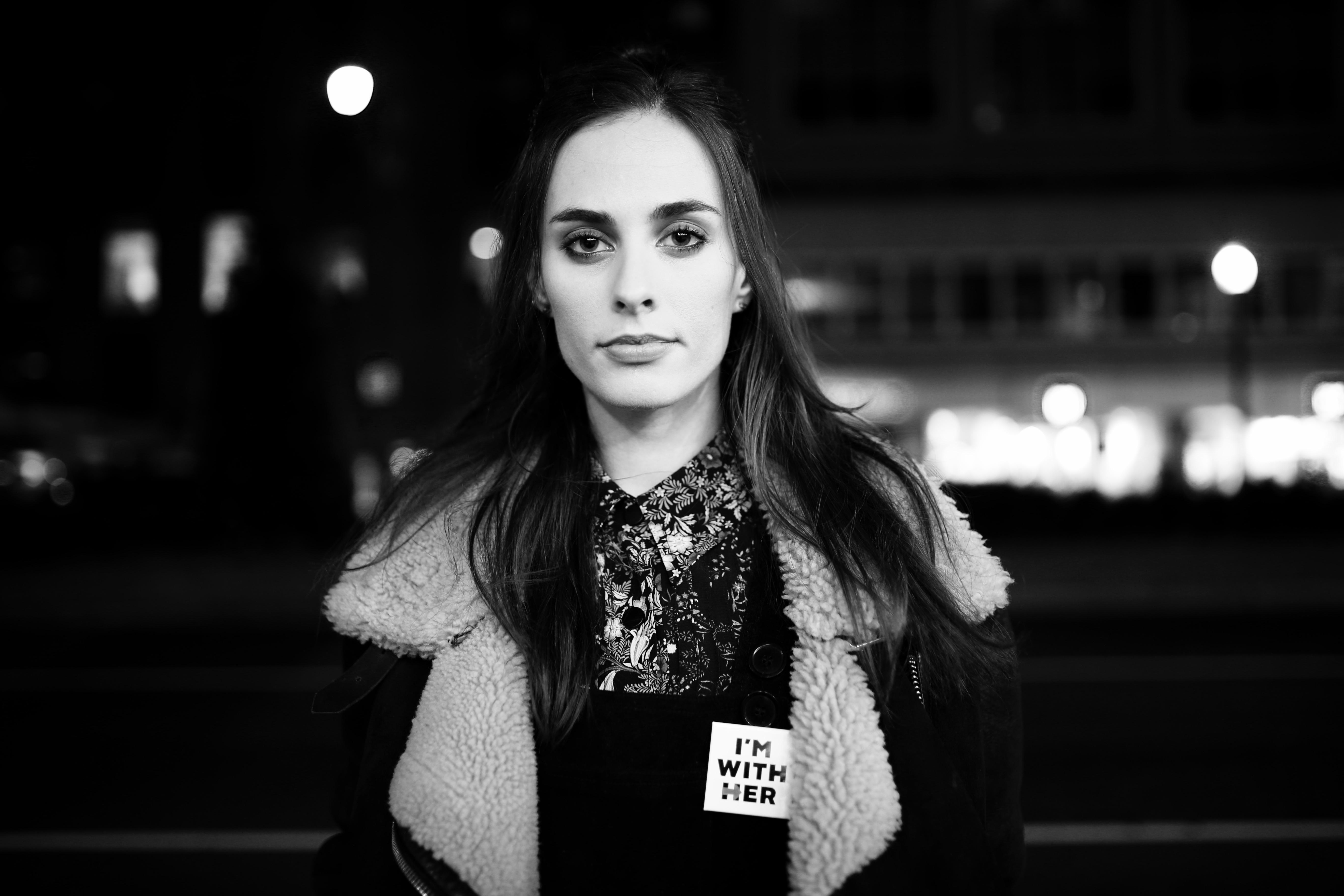 Women's March on Washington: Sophie Auster