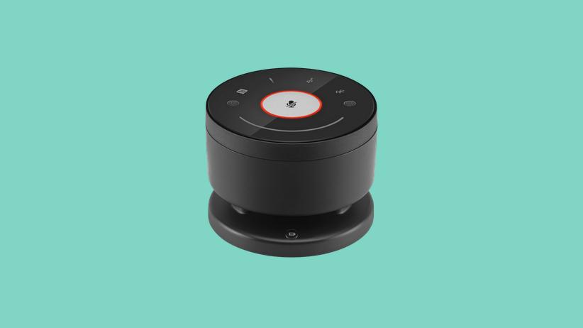 Audio-Konferenzsystem: Es schnaubt durch das Telefon