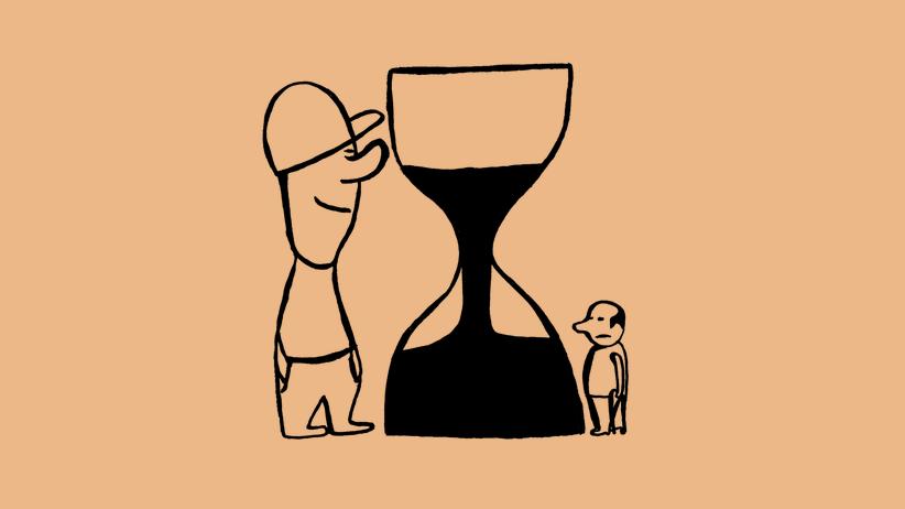 Harald Martenstein: Sie ignorieren die Zeit, bis keine mehr bleibt