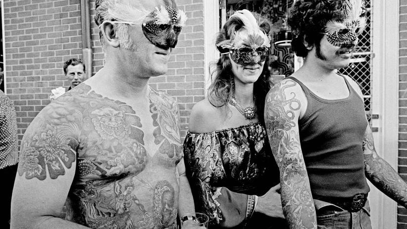 Karneval: Die crazy Vögel von New Orleans