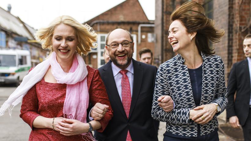 Martin Schulz : So sehen Sieger aus
