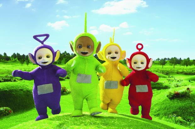 Teletubbies : Ah-ooh!