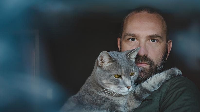 Weltkatzentag: Mein Leben als Katzenmann