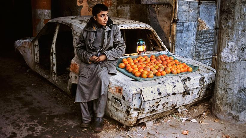 Steve McCurry: Land ohne Ruhe