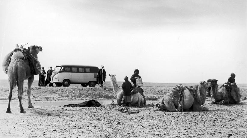 Seidenstraße: Mit dem Bulli nach Bagdad