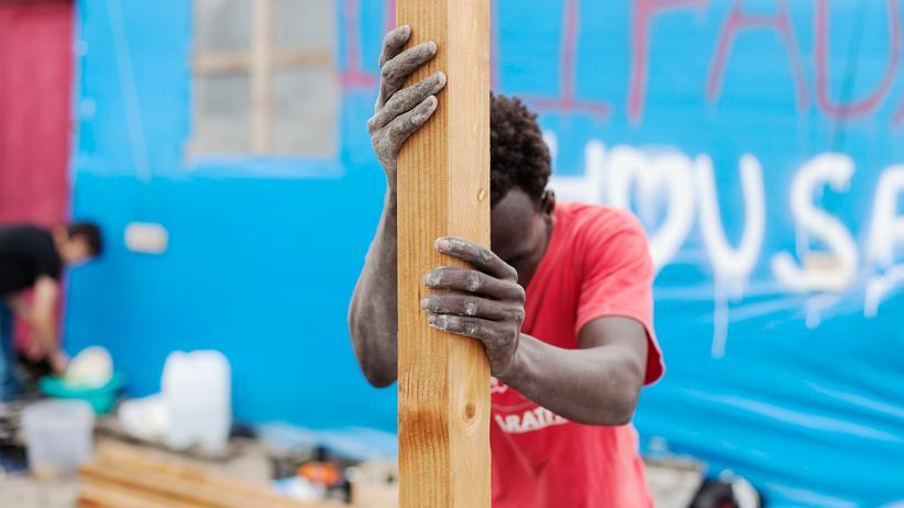 Calais: Am Rande des Nichts