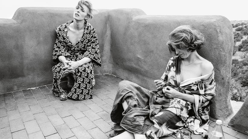 David Bowie: Wenn die Zukunft Trauer trägt